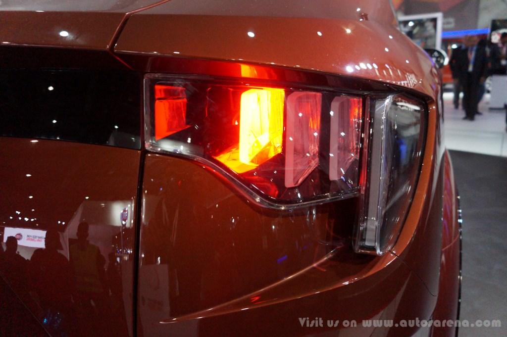 Mahindra XUV Aero Concept Exteriors (6)