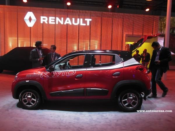 Renault Kiwd 1.0