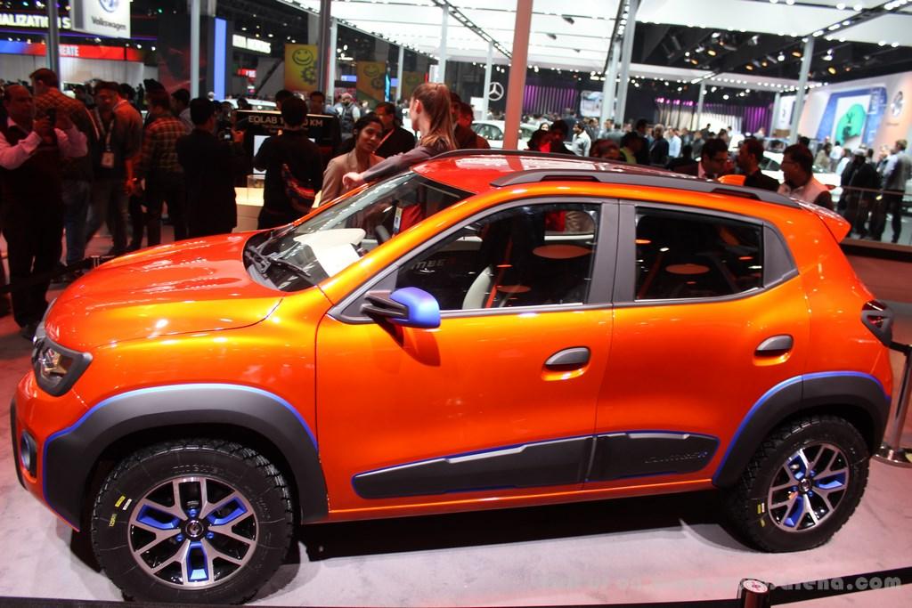 Renault Kwid Climber concept Exteriors (11)