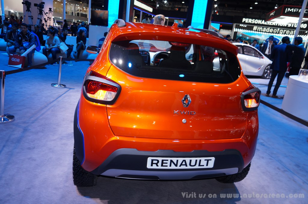 Renault Kwid Climber concept Exteriors (27)