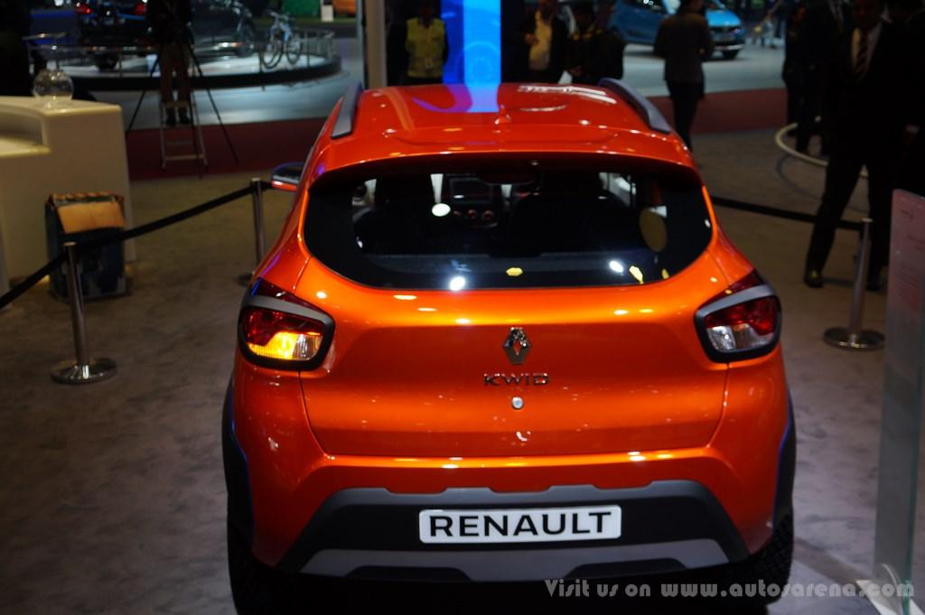 Renault Kwid Climber concept Exteriors (31)