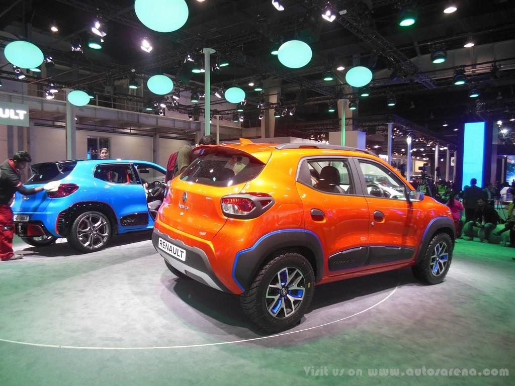 Renault Kwid Climber concept Exteriors (7)