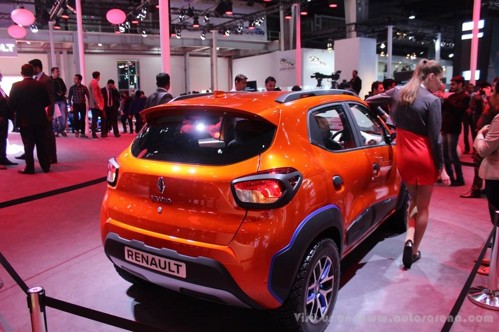 Renault Kwid Climber concept Exteriors (8)