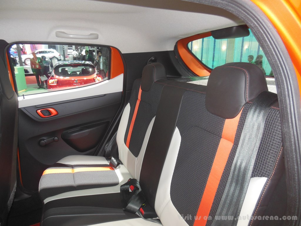 Renault Kwid Climber concept interiors (3)