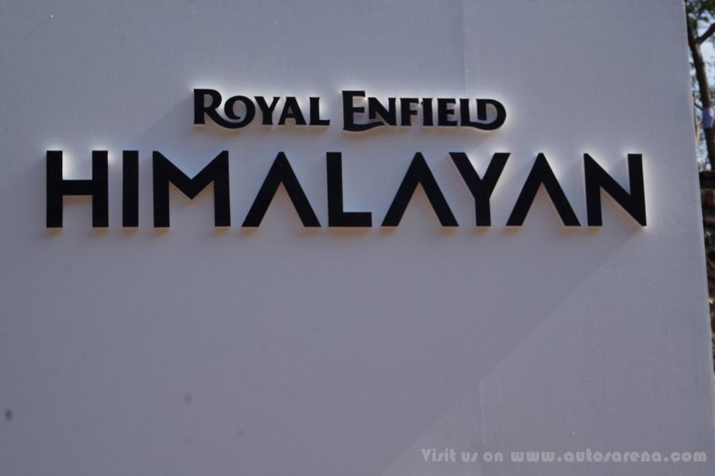 Royal Enfield Himalayan Images And Video