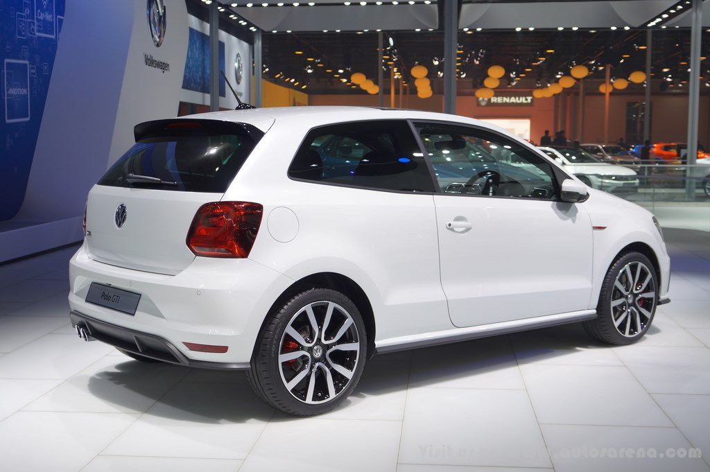 Volkswagen Polo GTI launched in India, limited to 99 cars only