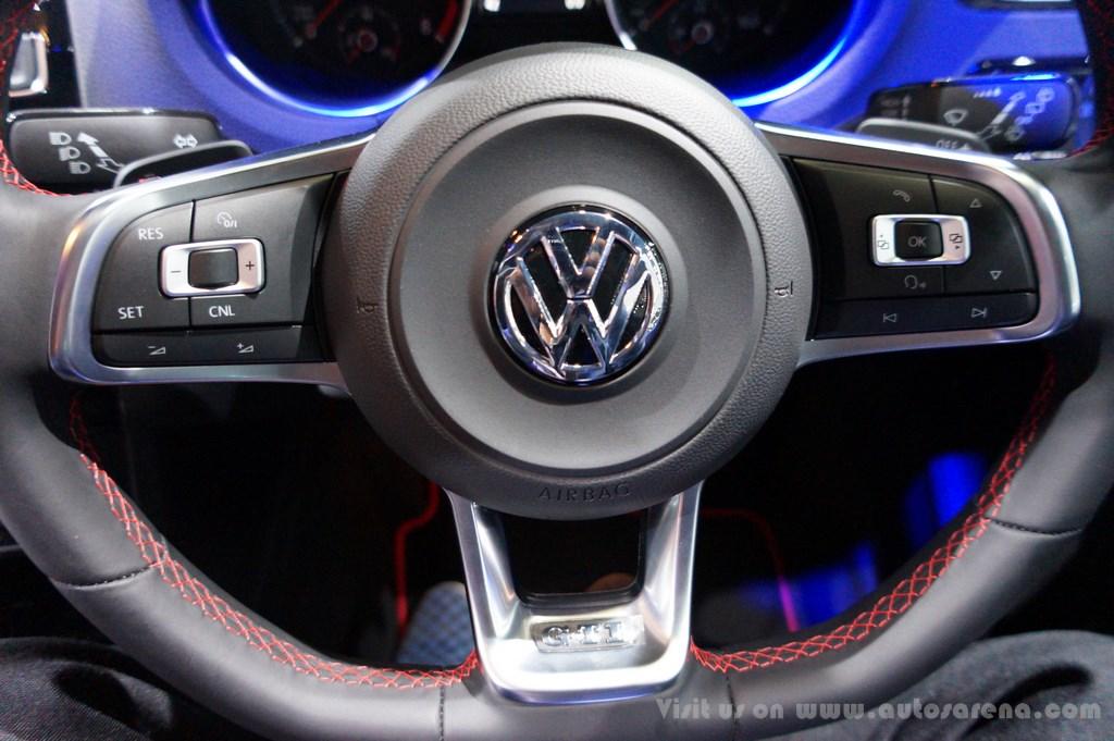 Volkswagen Polo Gti Interiors 10