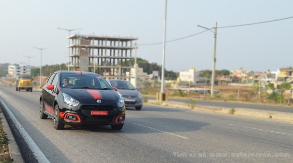 Abarth Punto Review (16)