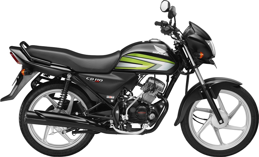 Honda Cd 110 Dream Deluxe Variant Wit Self Start Launched