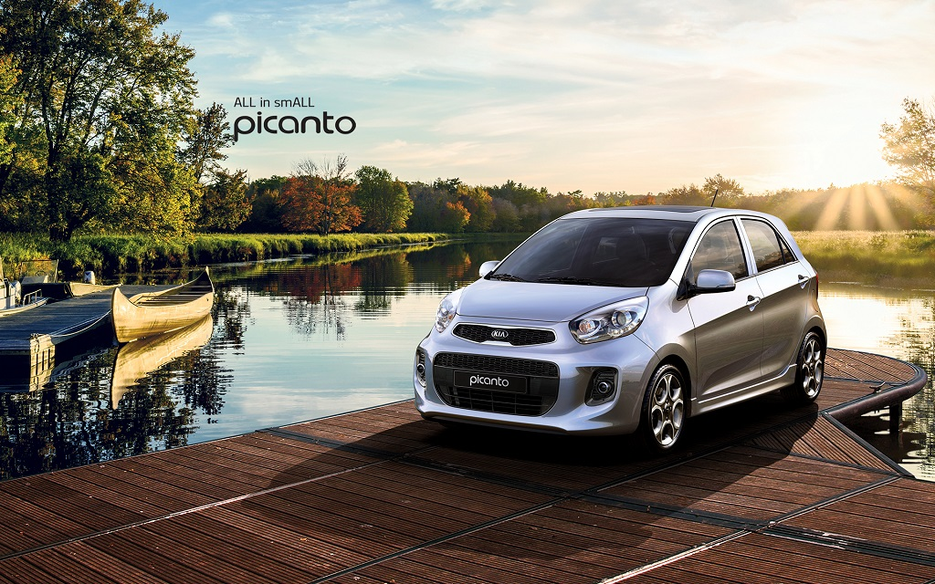 Kia Picanto India