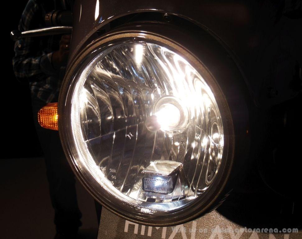 Royal Enfield Himalayan Head Light