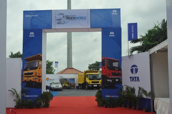 Truck World, Advanced Trucking Expo in Hubli