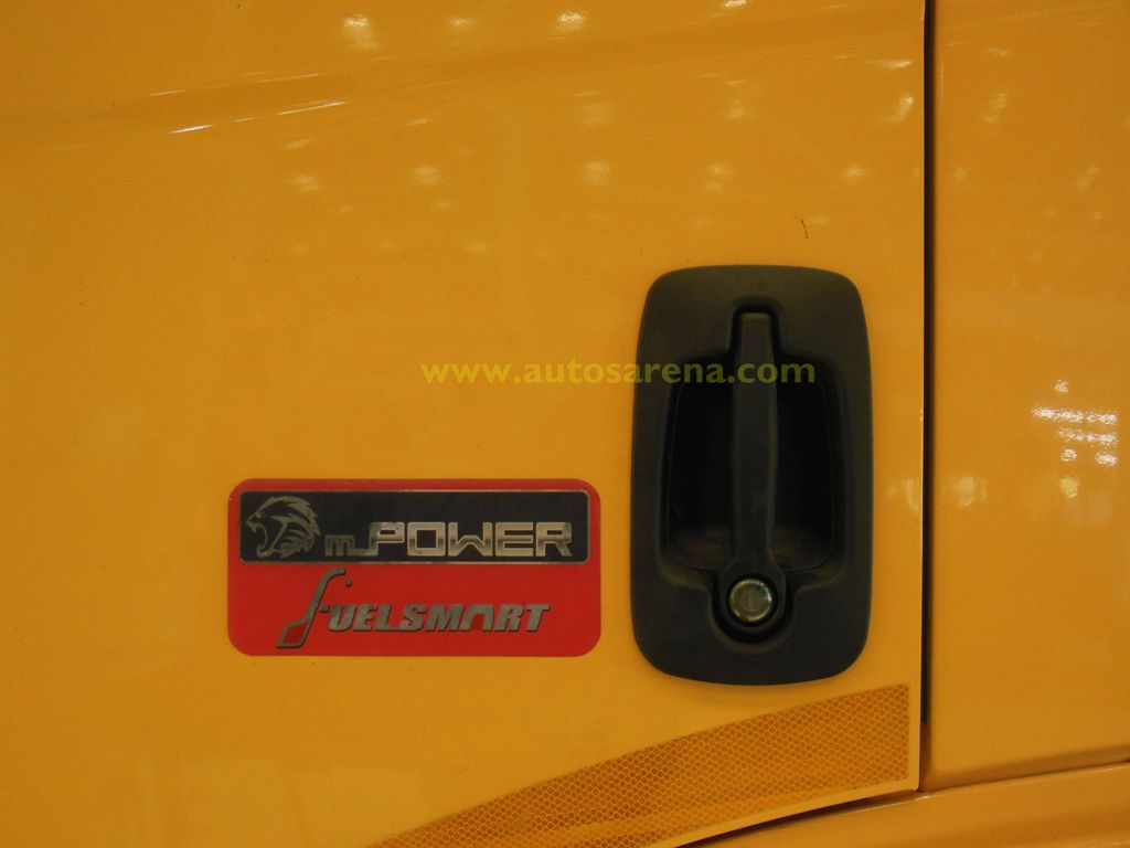 Mahindra Blazo Door Handle