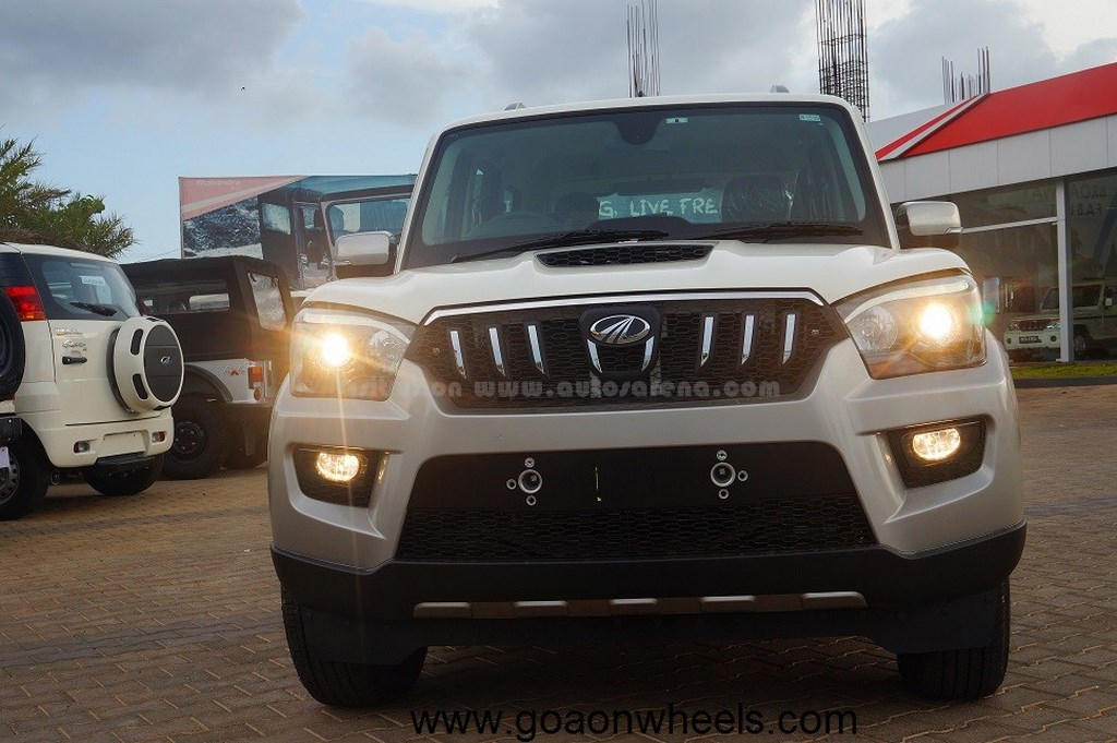 Mahindra Launches Limited Edition Scorpio Adventure