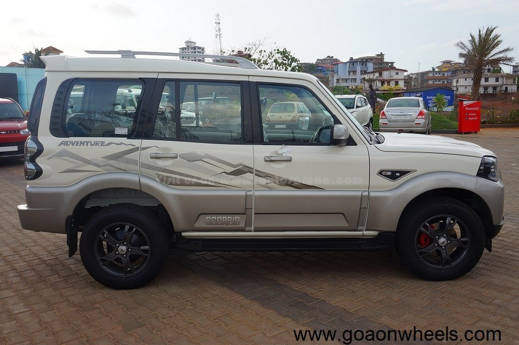Mahindra Launches Limited Edition Scorpio Adventure