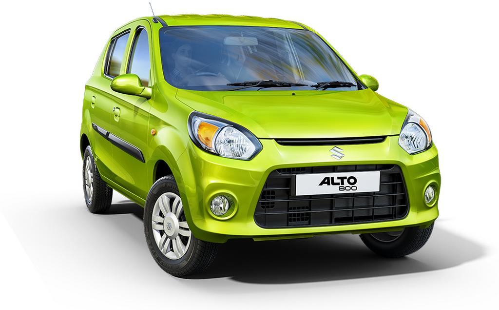 Maruti Suzuki launches Alto 800 facelift with higher mileage of 24.7 ...