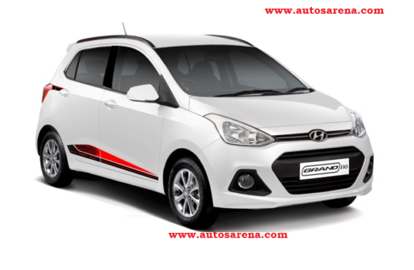 Grand i10 Special Edition front