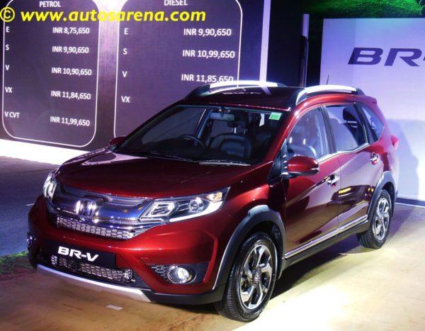 Honda BRV (19)