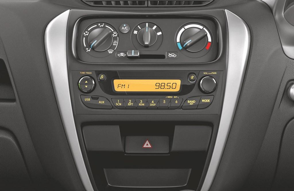 Maruti Suzuki Alto 800 music system