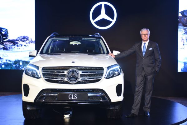 Mercedes Benz GLS 350d