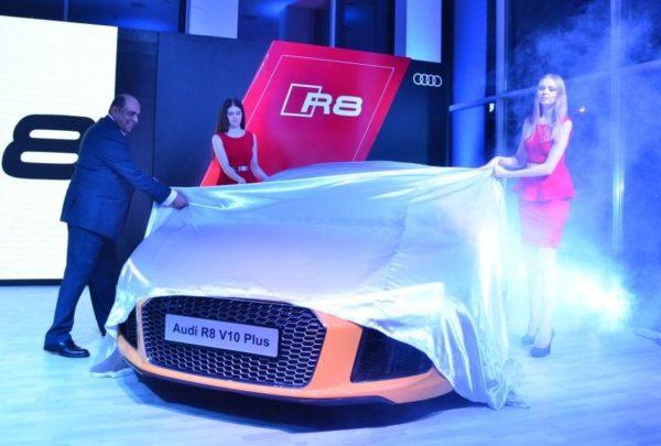 Audi R8 (2
