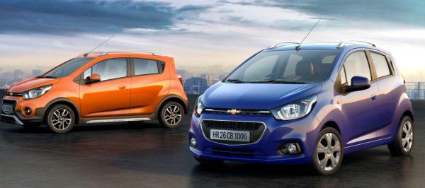 Chevrolet Beat & Beat Activ
