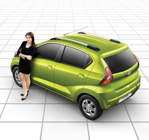 You can choose 5 accessory packs on the Datsun Redi-Go