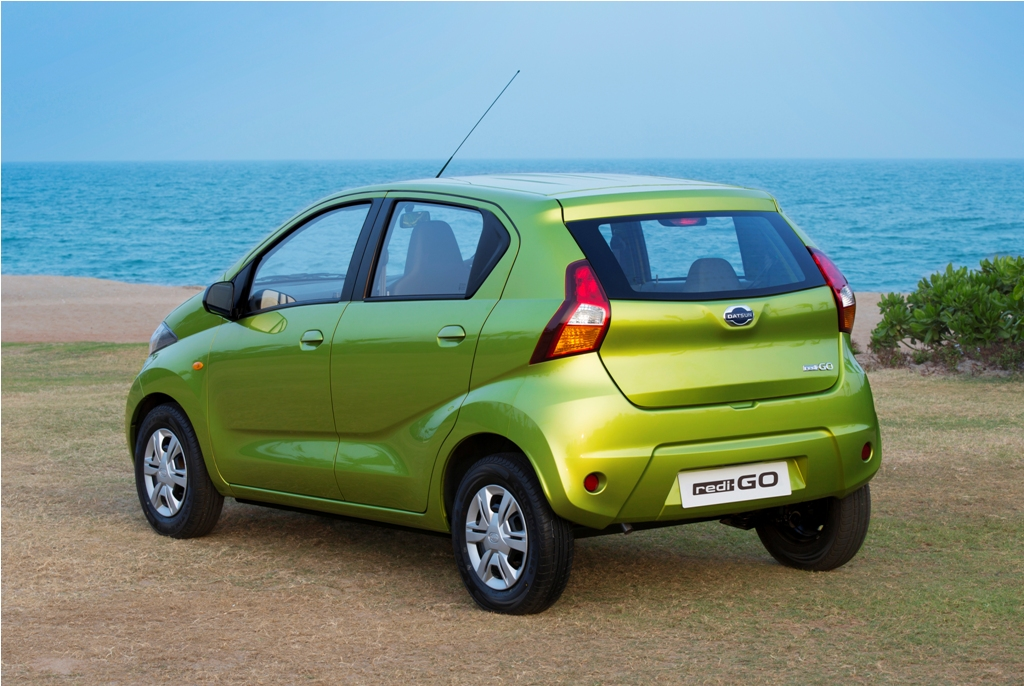 25 Key Features of the Datsun redi-GO