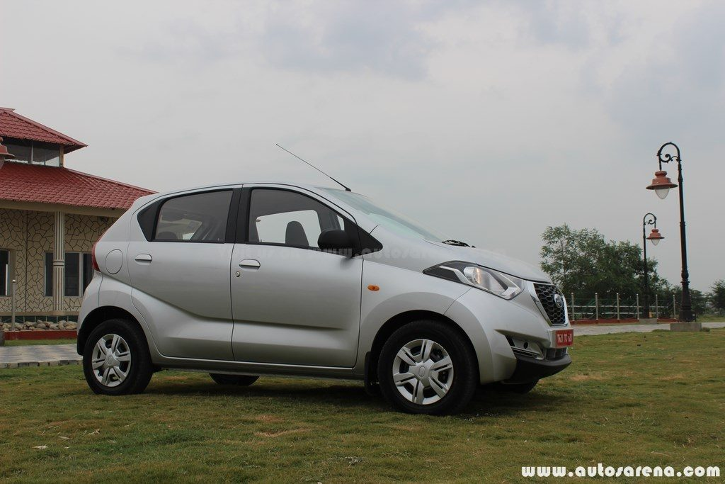 Datsun redi-Go review, India's first Urban Cross