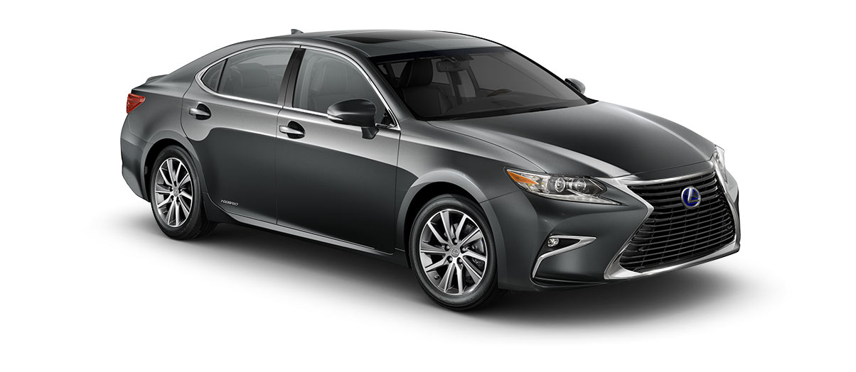 Lexus Es300h Hybrid To Be Launched Soon