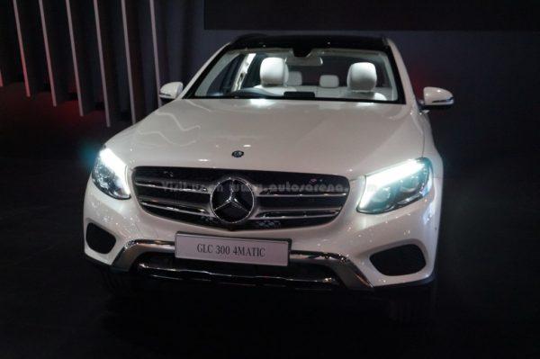 Mercedes-Benz GLC SUV exterior (1)