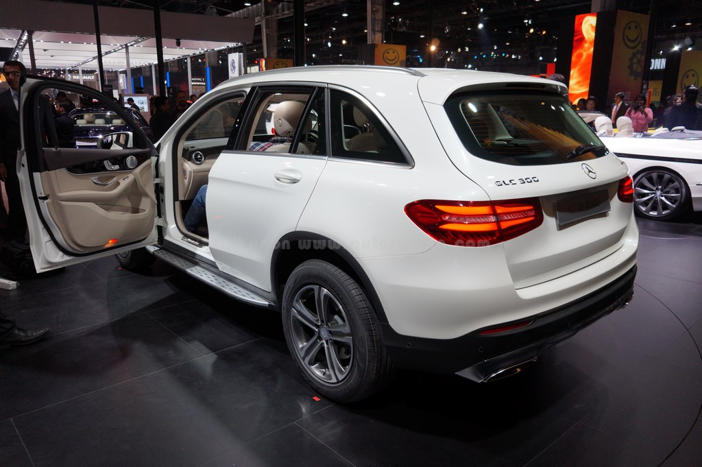 Mercedes benz to launch glc suv on 2nd june for Mercedes benz suv india