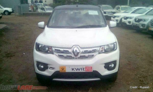Renault Kwid Sports