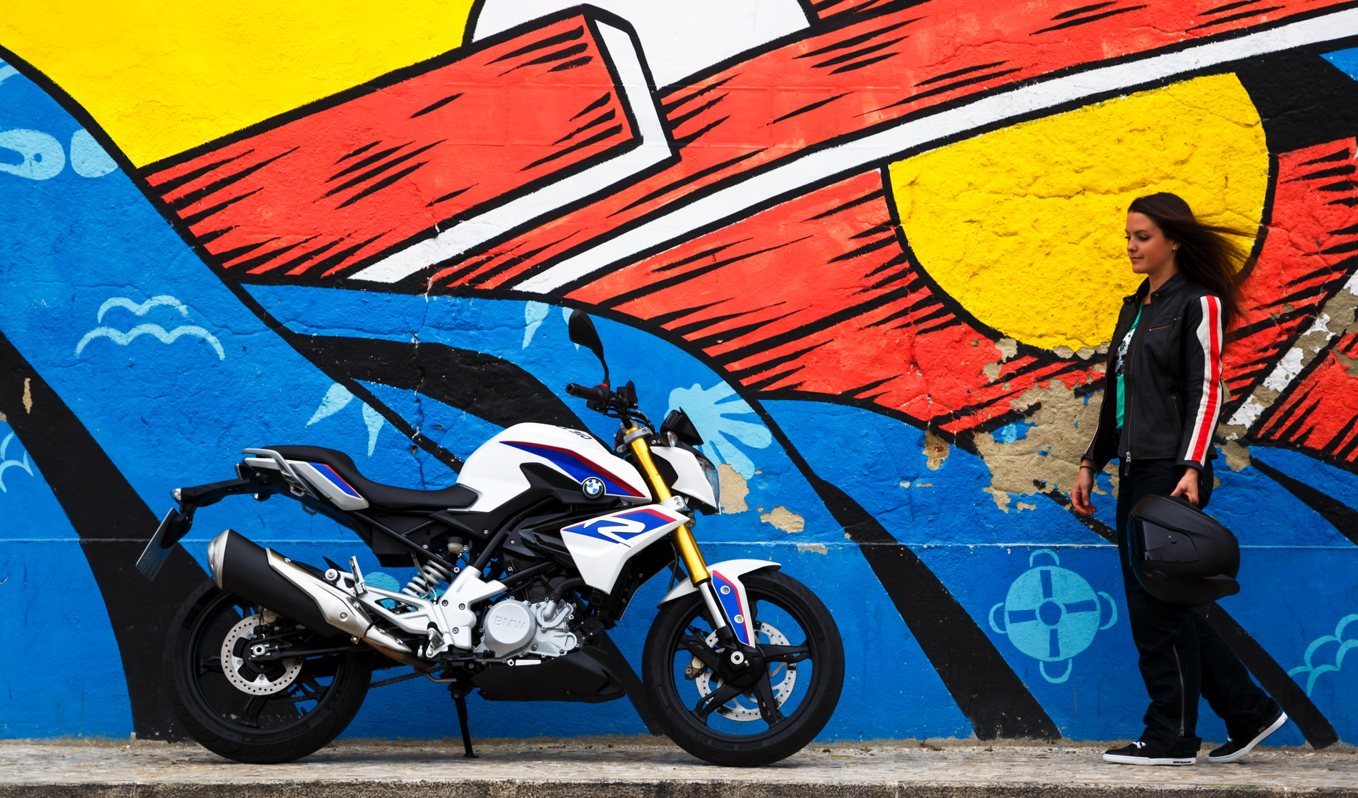 bmw g 310r accessories and optional kits