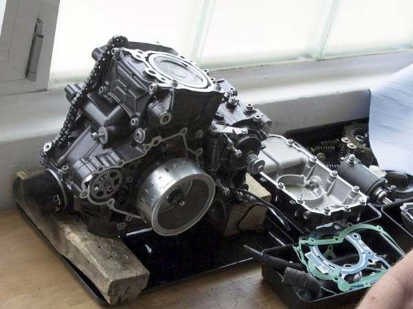 BMW G 310 R Engine