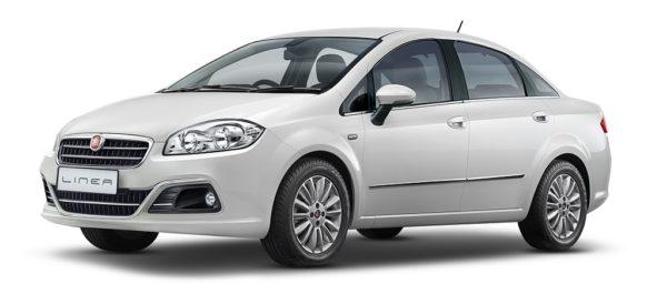 Fiat Linea 125 S exterior front