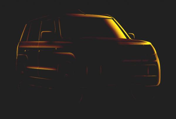 Mahindra Concept SUV