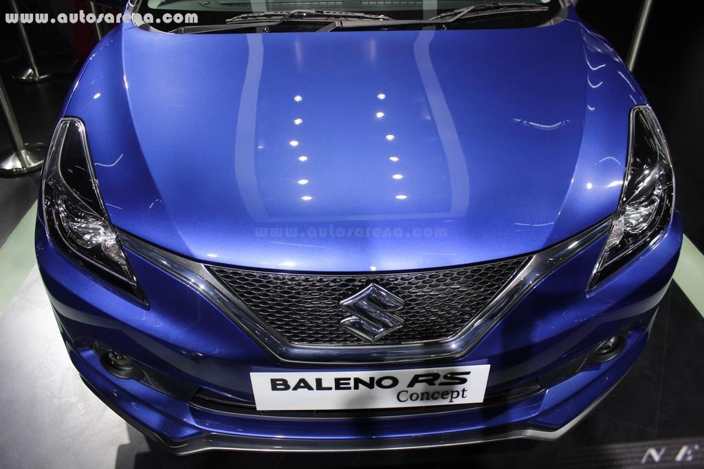 Maruti Suzuki Baleno RS (8)