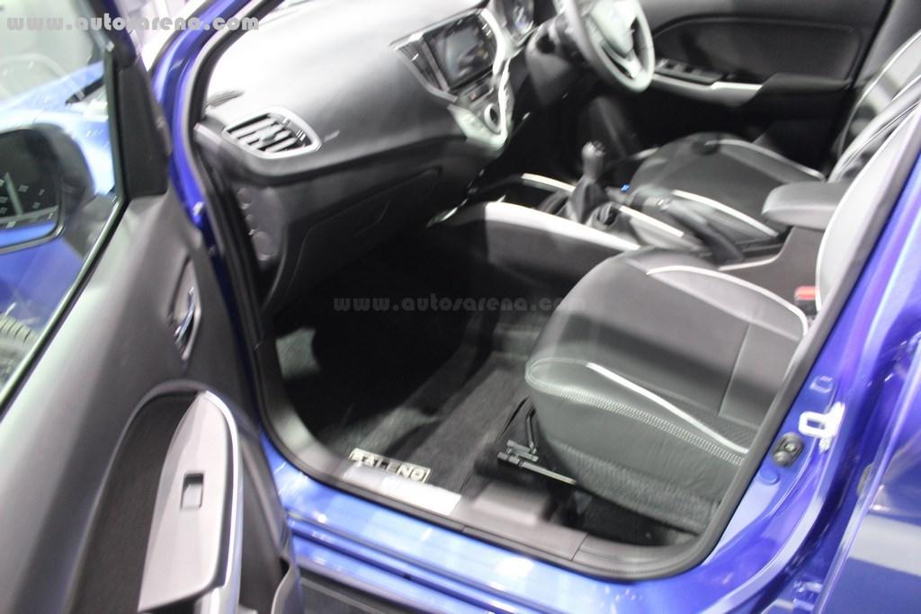 Maruti Suzuki Baleno RS Interiors 3