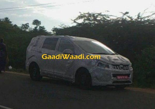 New Mahindra MPV TUV 500 1