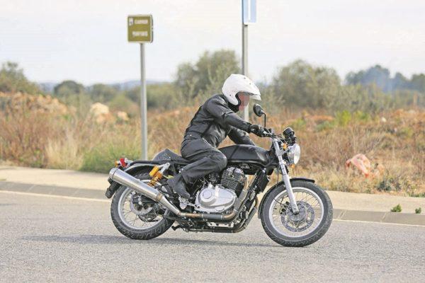 Royal Enfiled 750cc 1