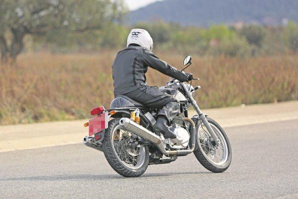 Royal Enfiled 750cc 3