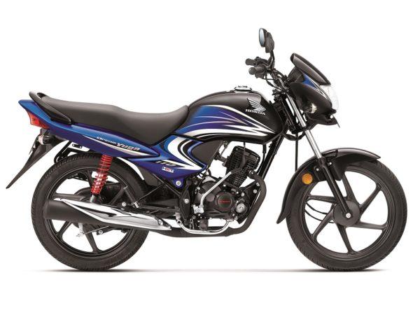2016 Honda Dream Yuga