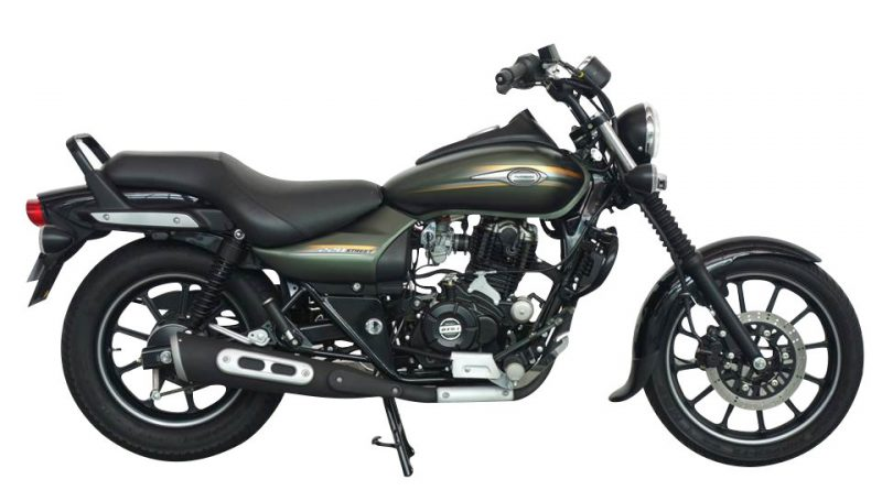 Bajaj Avenger Street New Colors Introduced