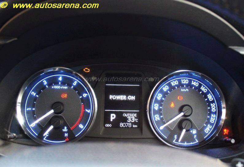 Corolla Speedometer (2)