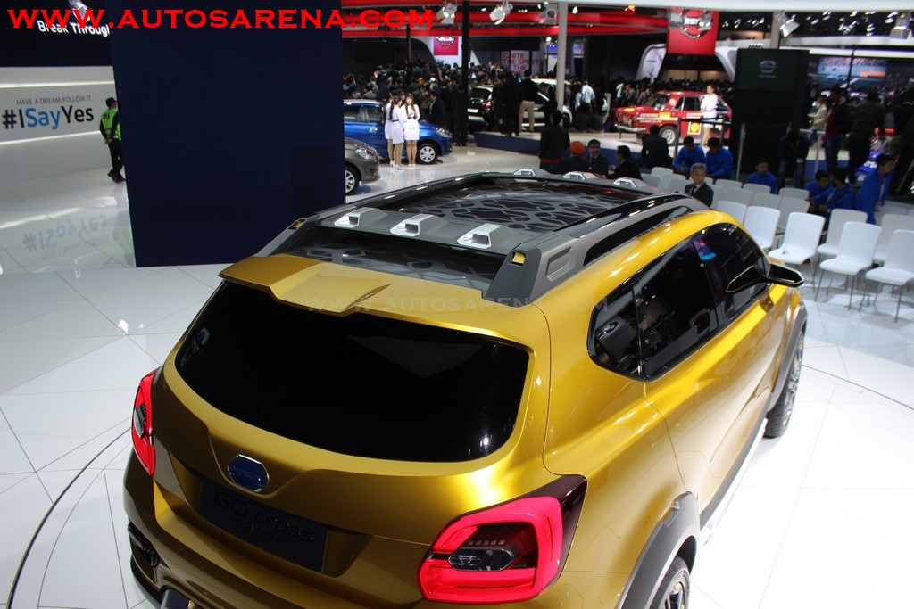 Datsun GO Cross (14)
