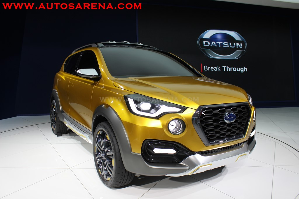 Datsun GO Cross rumoured to debut in 2017