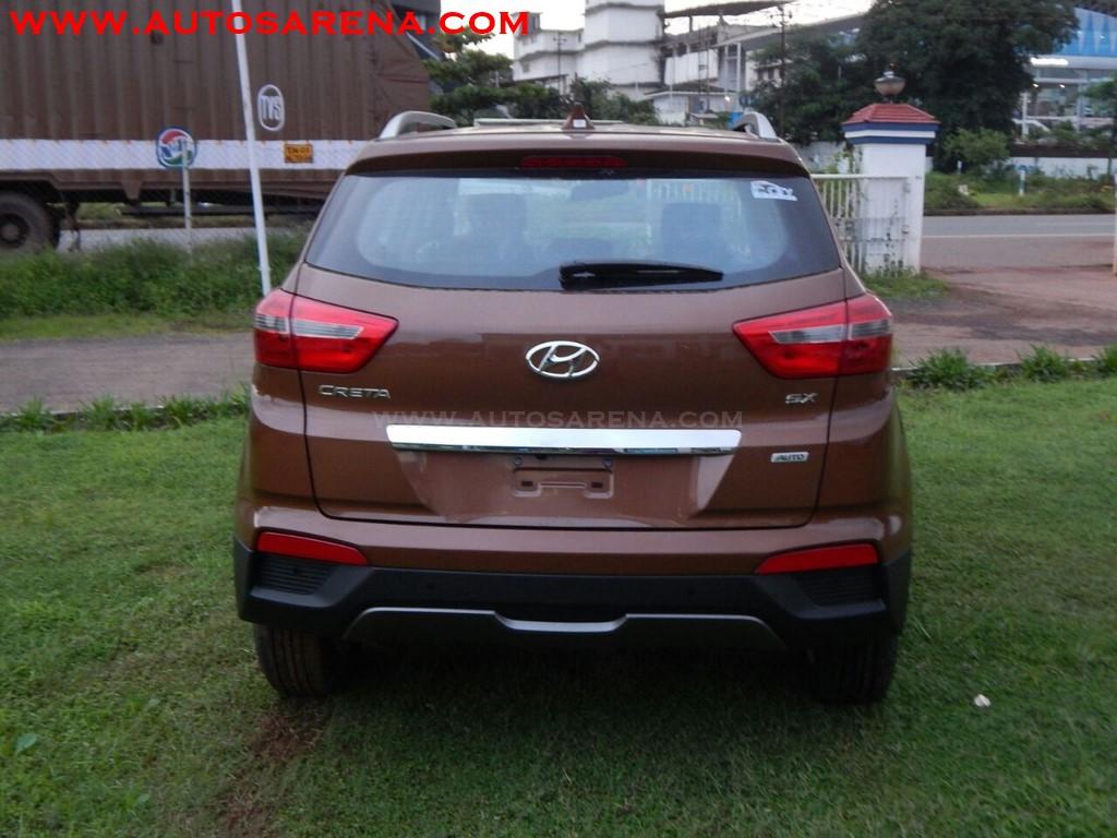 Hyundai Creata Earth Brown (10)