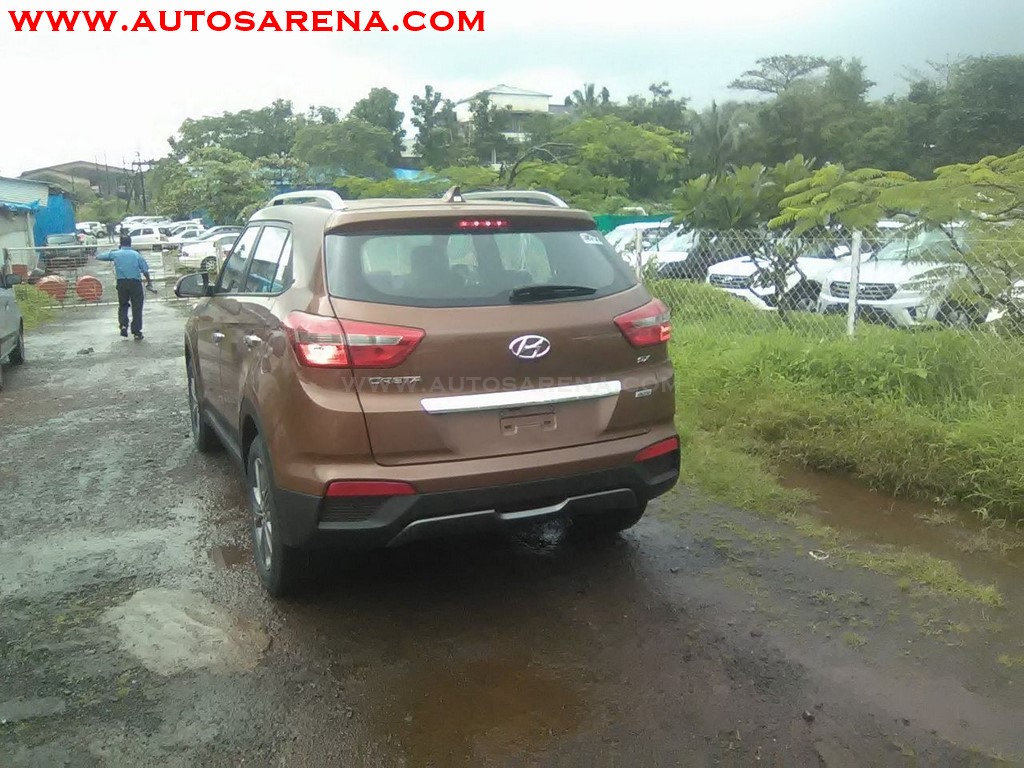 Hyundai Creata Earth Brown (2)