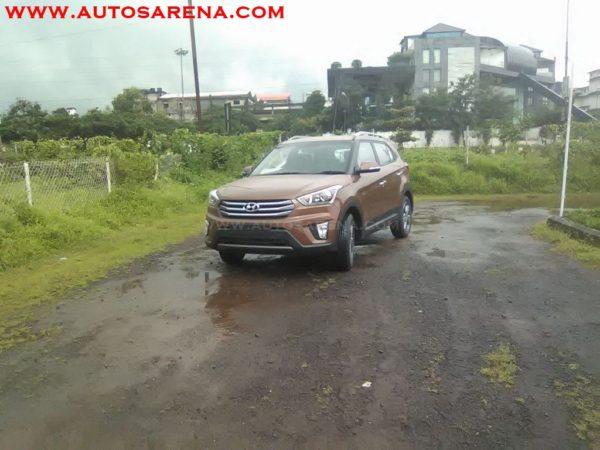 Hyundai Creata Earth Brown (3)